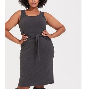 NWT Torrid Sleeveless Dress 2X
